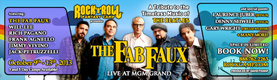 The Fab Faux - R&R Fantasy Camp